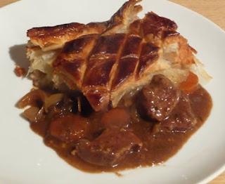 SiliconeMoulds.com Blog: Tasty Steak & Ale Pie - Using ...