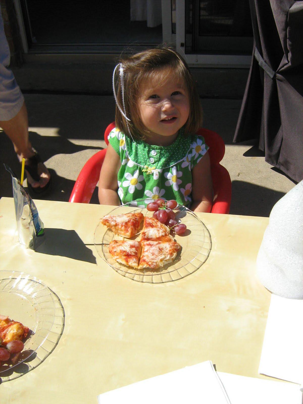 The Parmas Happy 4th Birthday Bria