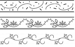 Riscos Flores Para Colorir Desenhos E Riscos