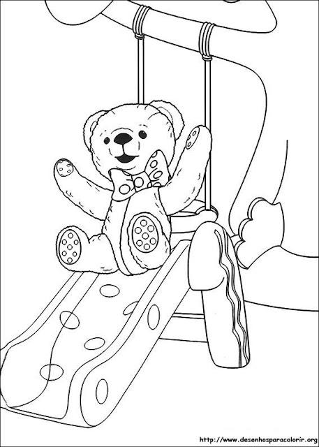 Desenhos Do Andy Panda Para Colorir Desenhos E Riscos