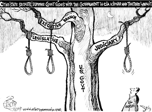 Separate Equal Political Cartoons About