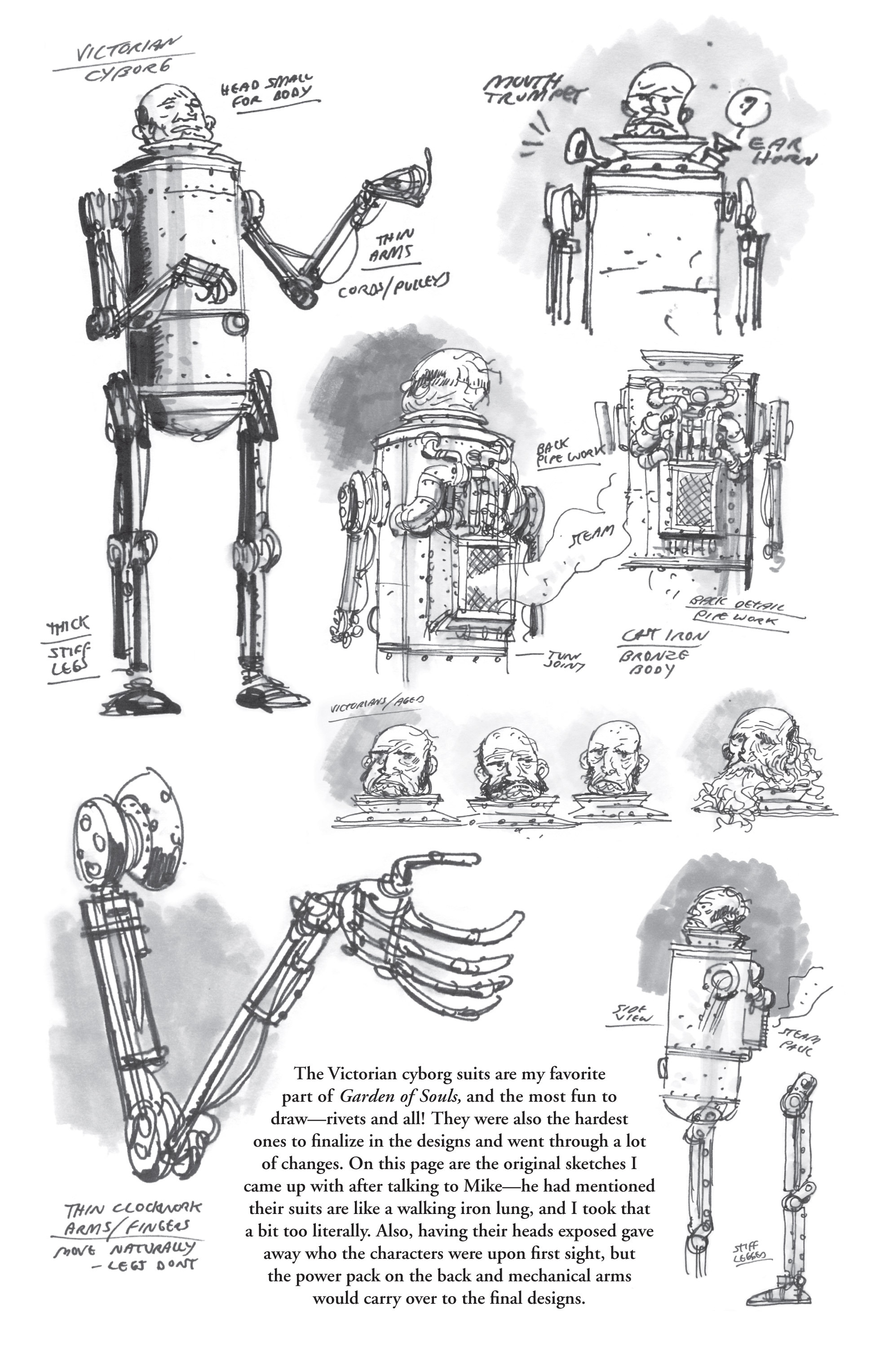 Read online B.P.R.D. (2003) comic -  Issue # TPB 7 - 147