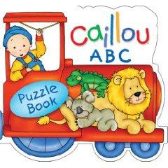 Caillou ABC Book