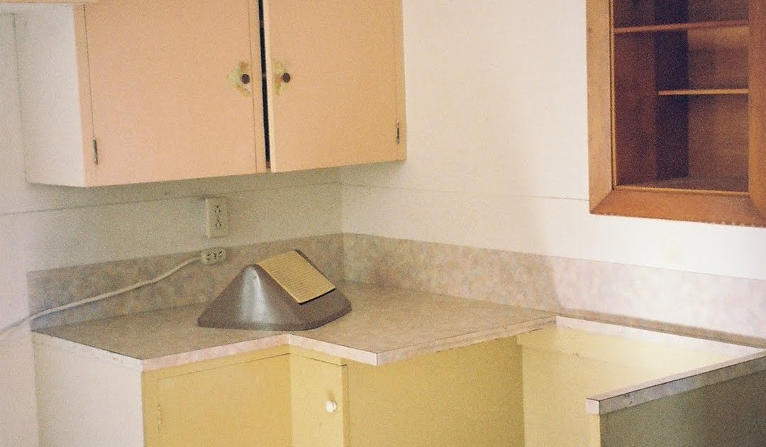 Upper Kitchen Cabinets Terminate At Wall