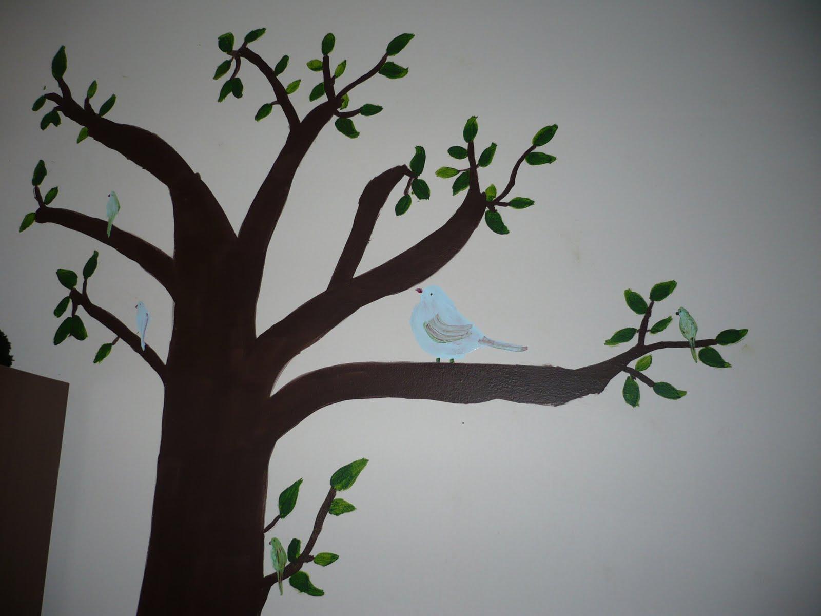 Adadeniz Dalları Bastı Kuşlar