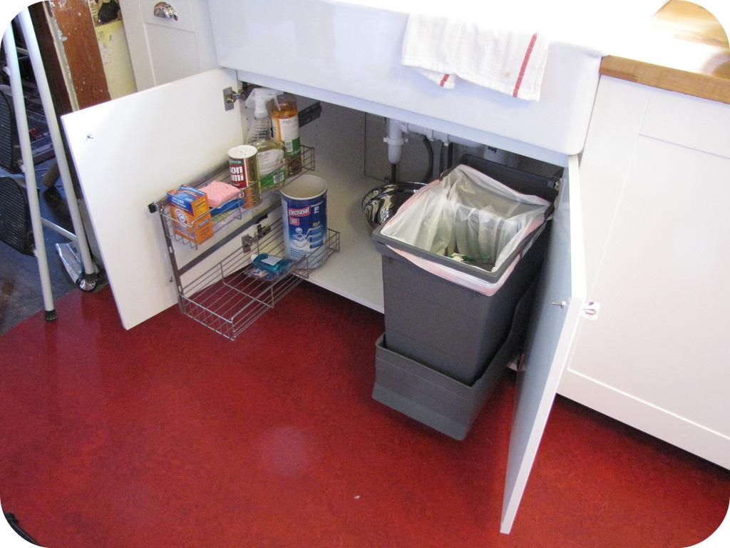 under kitchen sink storage chief bneato flickr friday