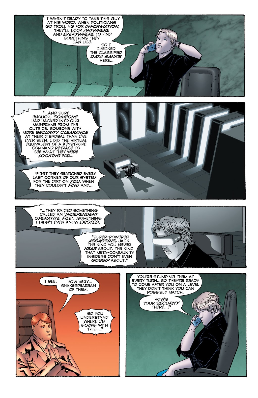 Wildcats Version 3.0 Issue #18 #18 - English 9
