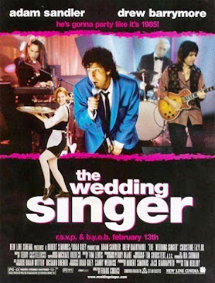 Holly Come On There S Gotta Be A Little Tongue Julia Well Maybe Not O Church Le The Wedding Singer