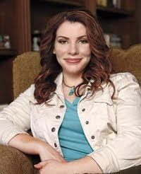 Stephenie Meyer, author of The Host