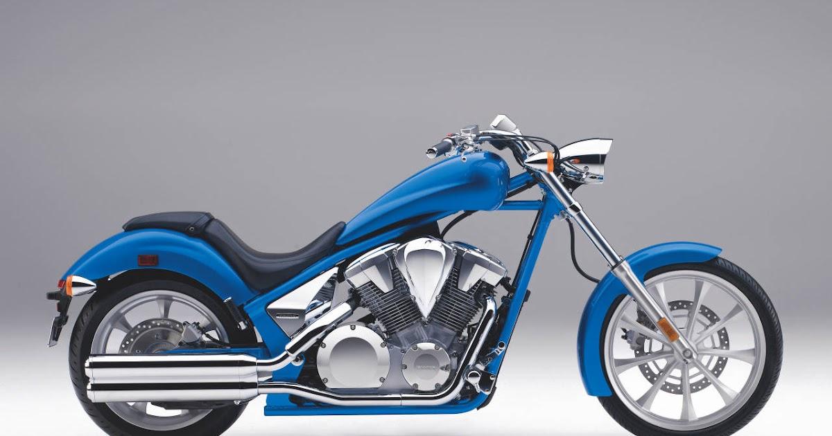 Gabby Automotive: Honda Fury Motorcycle