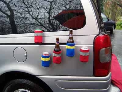 American Tailgater Company: Magnetic Coozie
