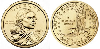 U.S. One-Dollar Coin