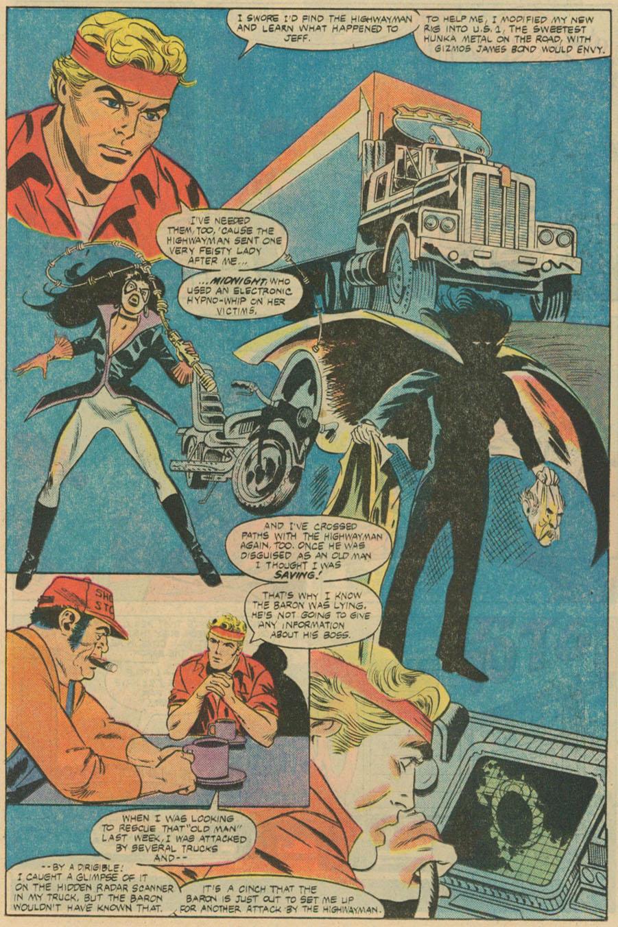 Read online U.S. 1 comic -  Issue #4 - 8