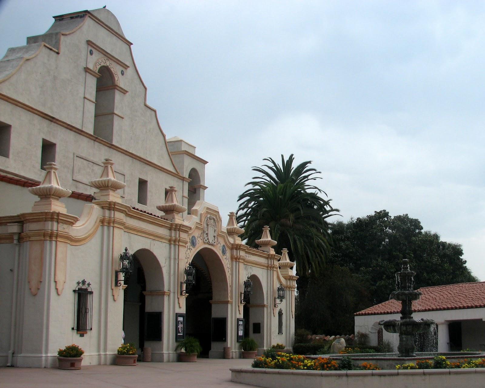 Indian Hill San Gabriel Mission