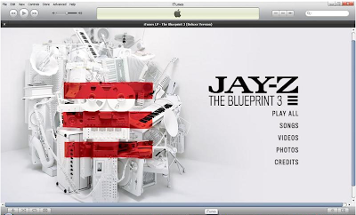 Jay z the blueprint 3 deluxe edition itunes lp tnas11s blog 16 malvernweather Images