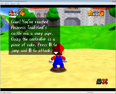 Project 64 best options