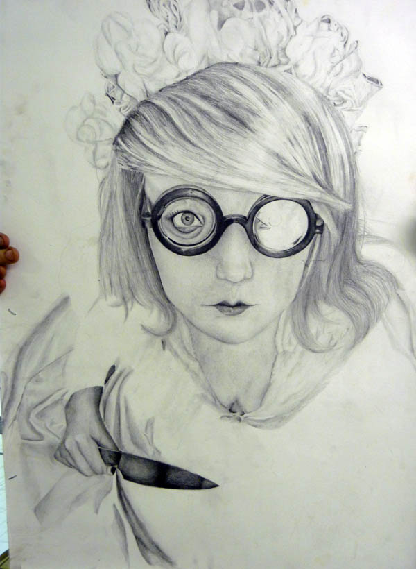 image Elli makes you study hard