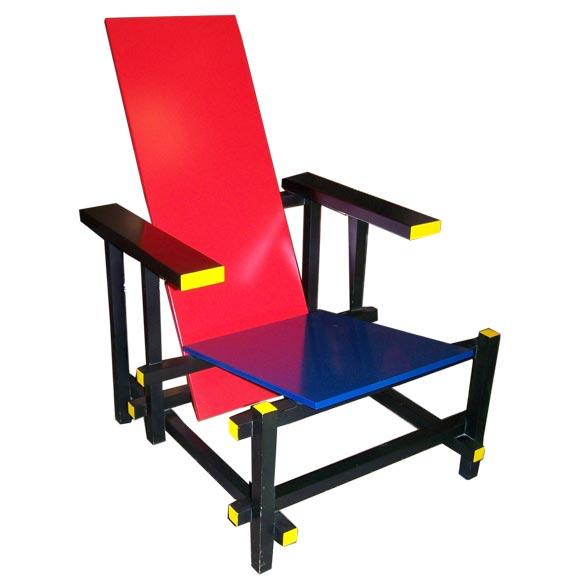 ART & ARTISTS: Gerrit RietveldGerrit Rietveld Chair