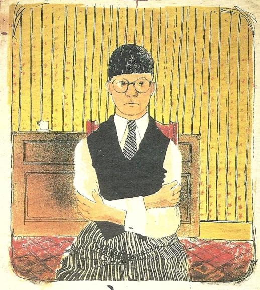 Art Amp Artists David Hockney Self Portraits