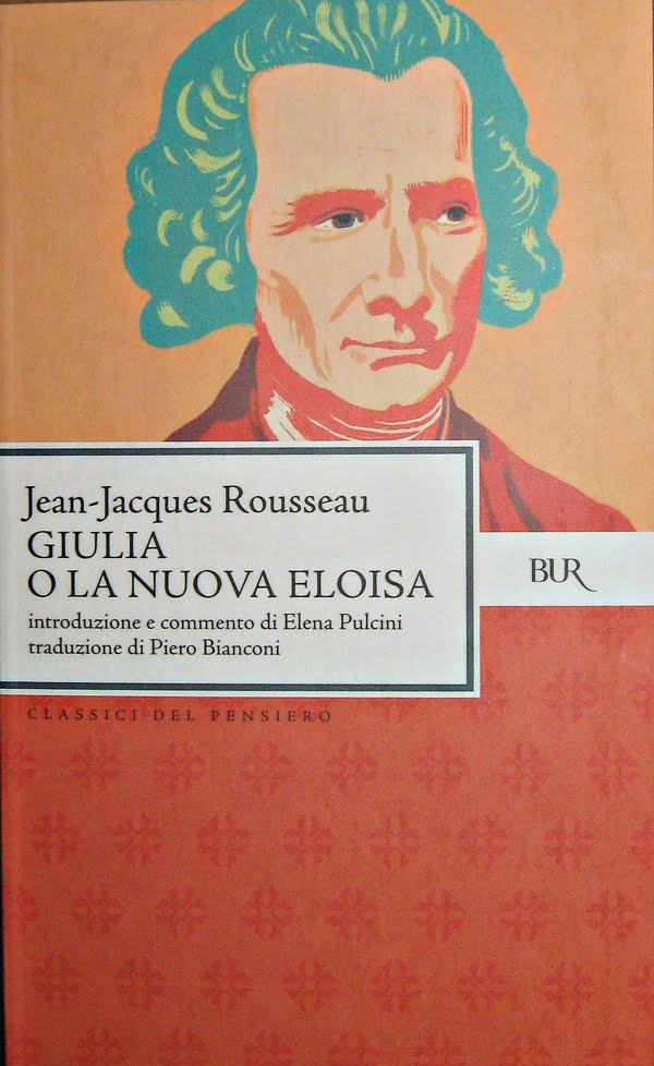 Giulia o la nuova Eloisia Rousseau