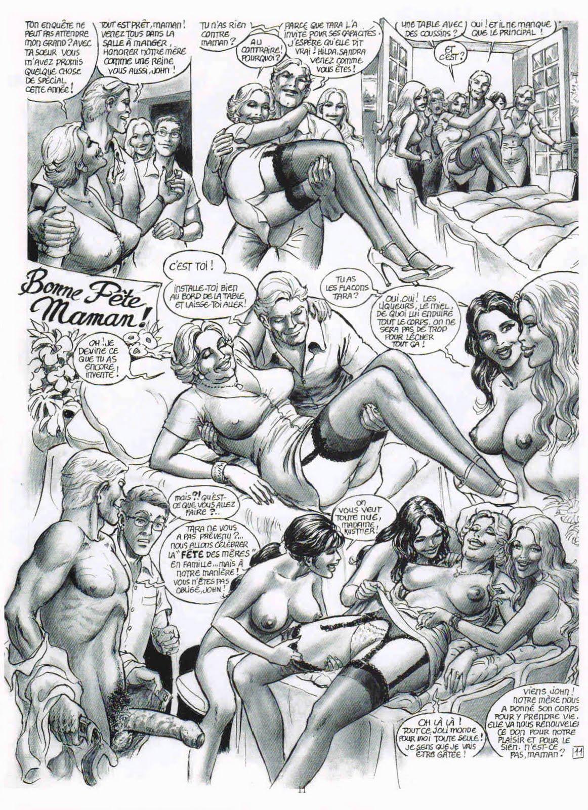 Comic Porn Bondage