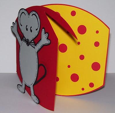 Susan Bluerobot: RATS! Swizz cheese again plus PATTERNS