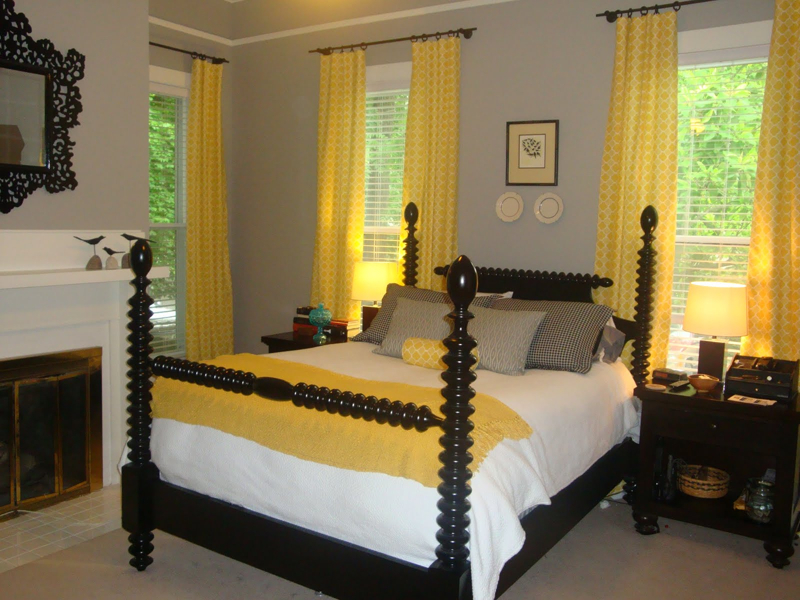 DesignInsider: Hot & Cool Master Bedroom on Cool Bedroom  id=36414