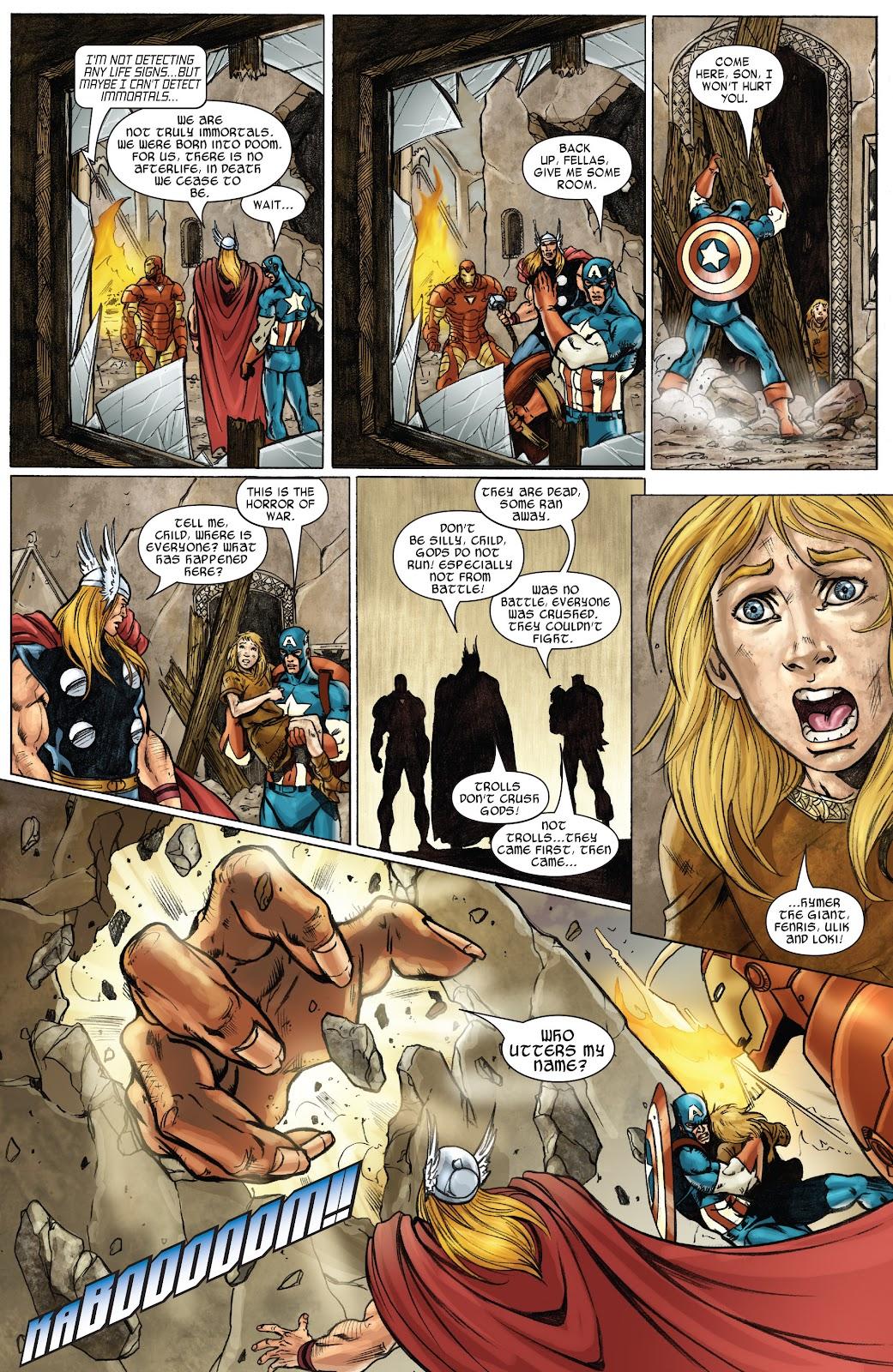 Read online Thor: Ragnaroks comic -  Issue # TPB (Part 2) - 56
