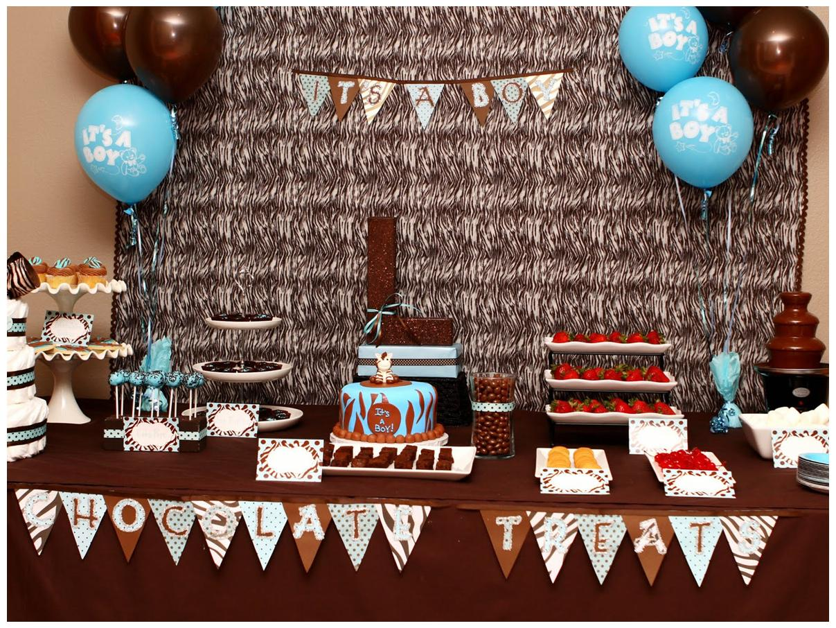 stem * fabulous parties start here *: A to Zebra Baby Shower