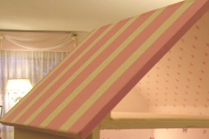 Dollhouse Decorating An Idea For A Doll House Roof