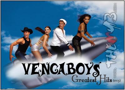 VengaBoys (Greatest Hits) 2009 English pop Mp3 - Download
