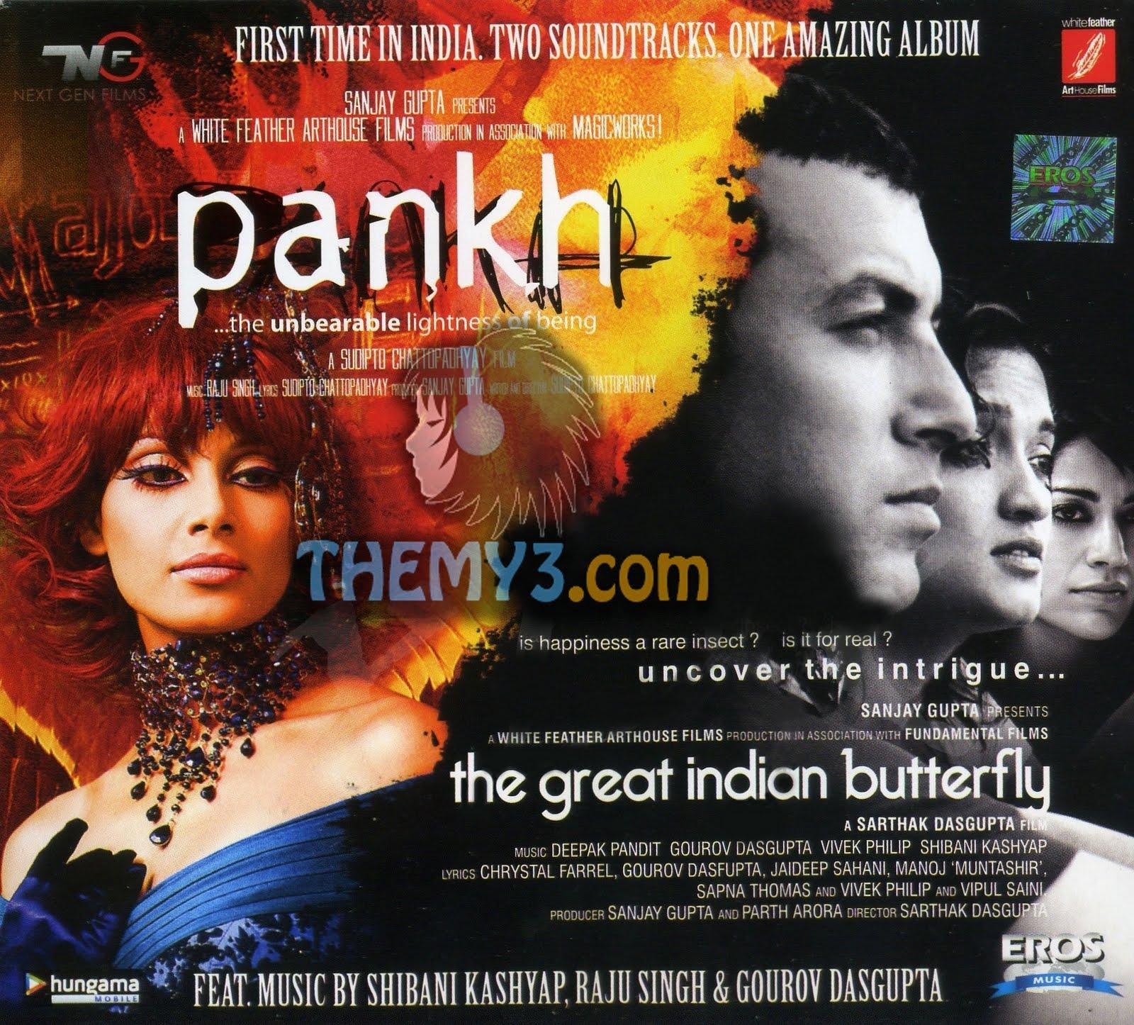 Sakhiyan Song Yogesh Kashyap Download: The Great Indian Butterfly (2009) Hindi Movie Mp3 Audio