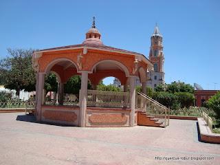 Kiosko en El Arenal, Jalisco