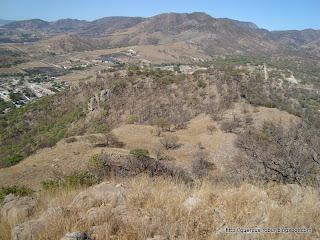 Cerro El Chicharrón y Cerro Montechelo