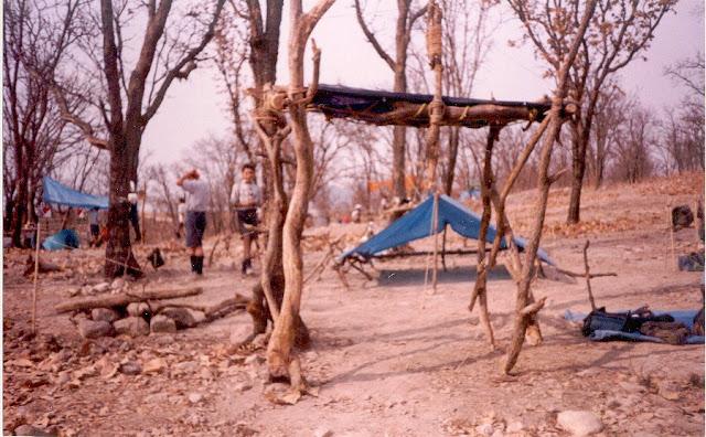 Campamento - Refugio - Durmiendo al aire libre - Milpillas, Zapopan