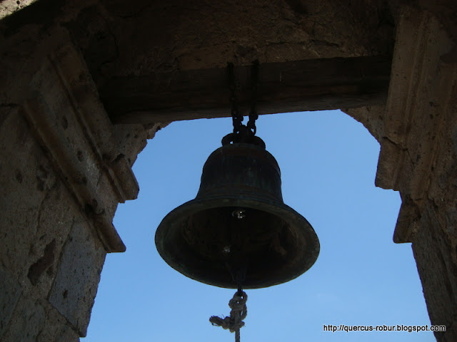 Campana en la Torre de la Santa Cruz