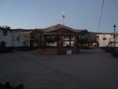 Amaneciendo en Zapotitán