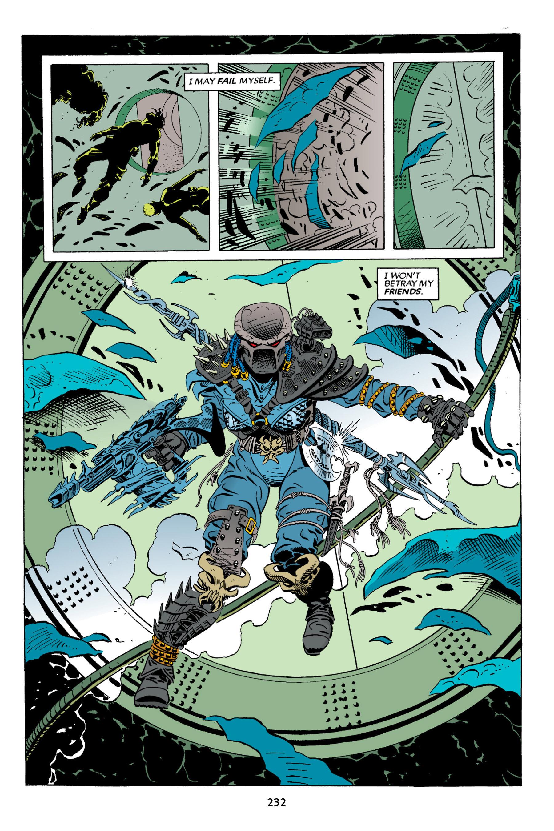Read online Aliens vs. Predator Omnibus comic -  Issue # _TPB 2 Part 3 - 9