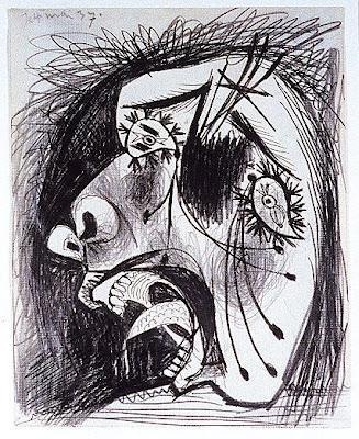 FutureModern: Picasso's Weeping Women