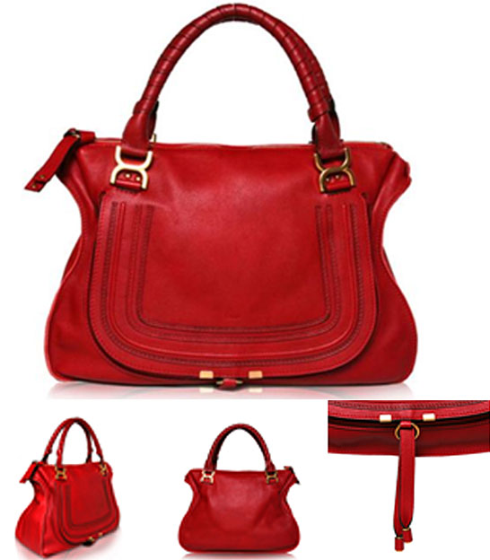e13365f981e Ok girls, we all know know how hard it is to find the perfect RED color bag!  either they are too orange, too dull looking or the design is just ugly!  but ...
