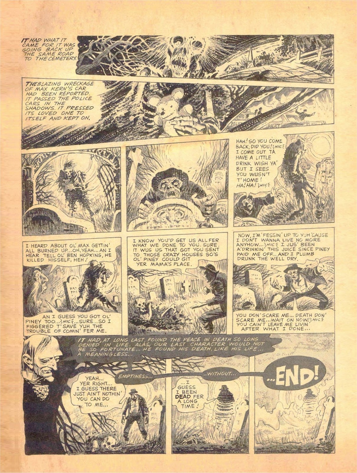 Creepy (1964) Issue #53 #53 - English 72