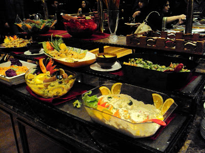 Gelomismo Birthday Buffet At Rendezvous Bahrain