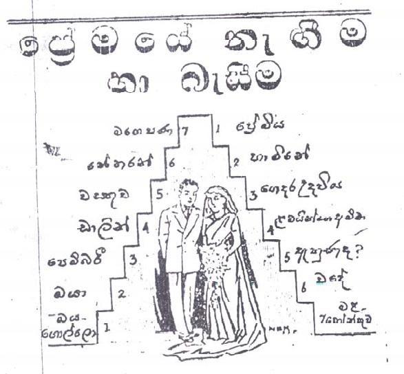 All About Sri Lanka: Love Steps