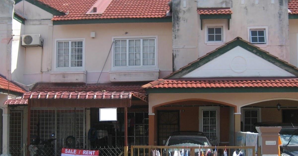 Rumah Flat Untuk Dijual Di Pinggiran Batu Caves Bukalah R
