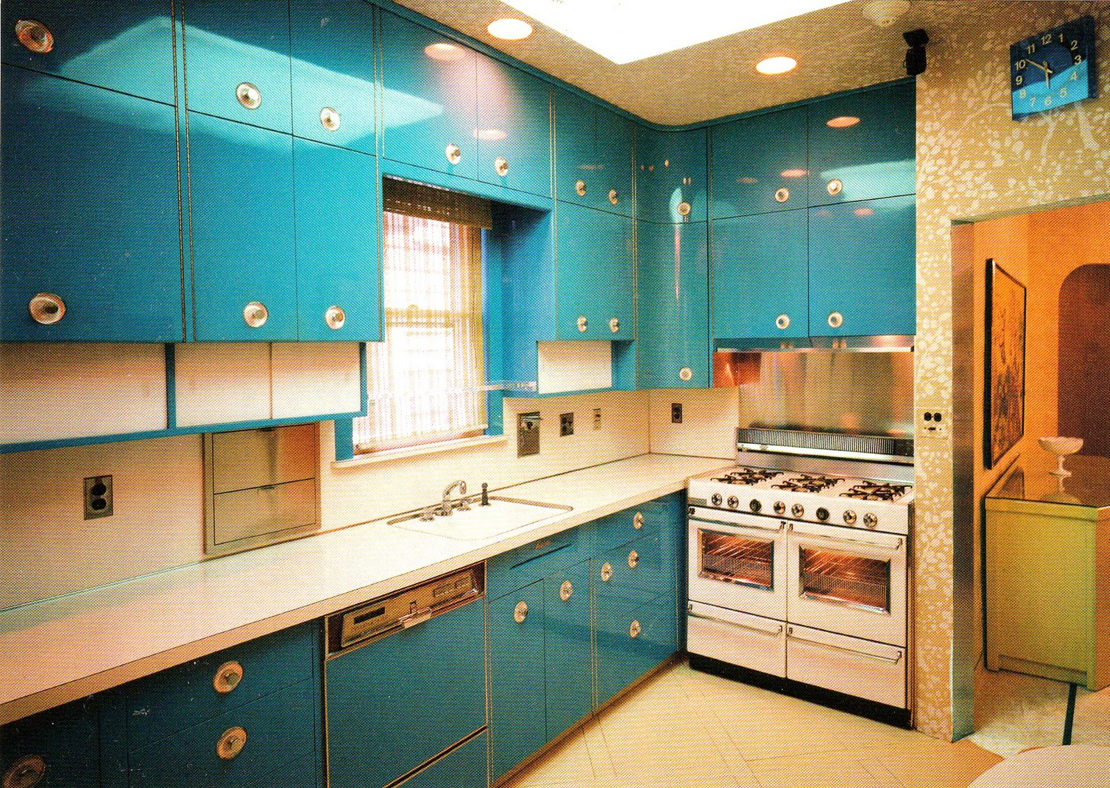 Louis Armstrong Kitchen