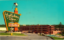 David Cobb Craig Salute Holiday Inn Sign