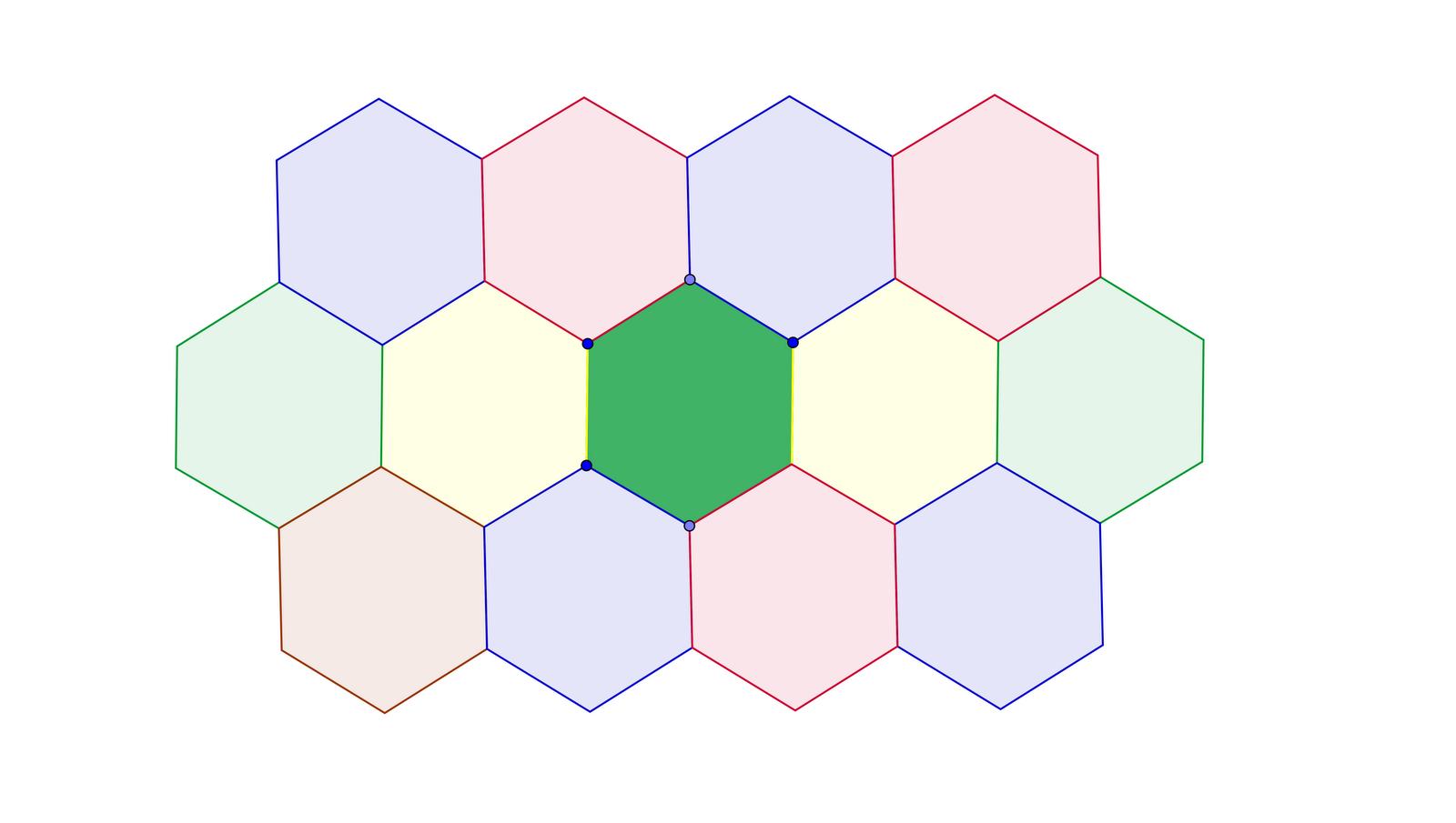 Math Hombre Tessellations And Geogebra