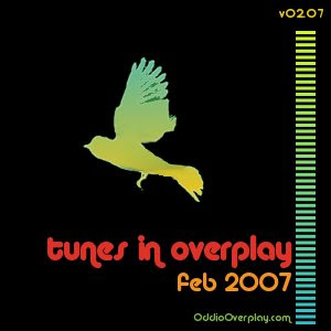 Tunes in Overplay for February 2007