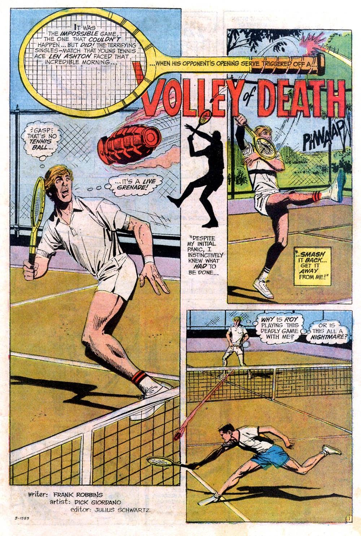Read online Strange Sports Stories (1973) comic -  Issue #2 - 11