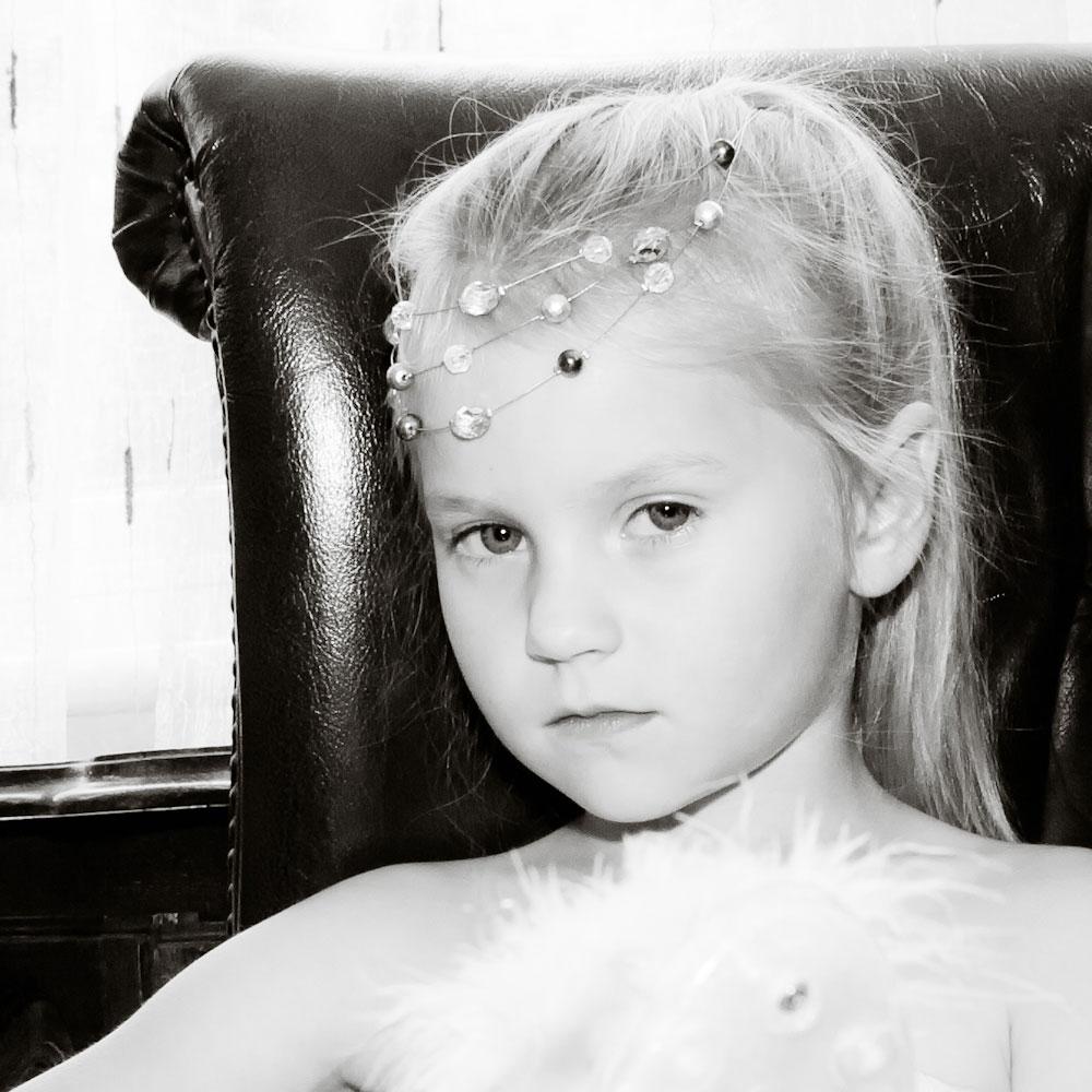 Photo Notes: The Sad Little Princess